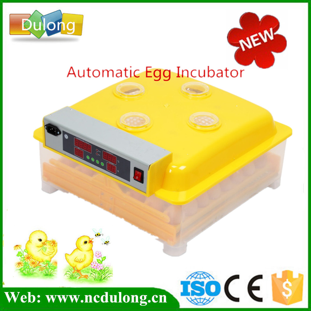 Brand New Digital Fully Automatic 48 Egg Incubator Turner Eggs Poultry Chicken Duck Bird free shipping to eu good quality digital 24 eggs incubator automatic chicken duck egg turner