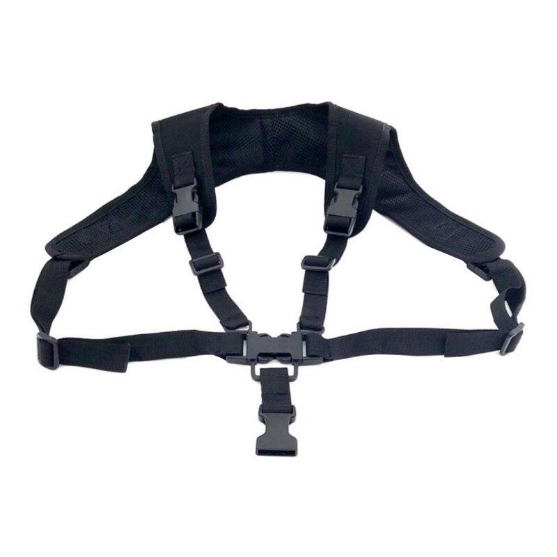 Adjustable Tactical Rifle Sling Strap Tactical Shoulder Strap Gunsling Multifunctional Tactical Belt Harness Safety Rope