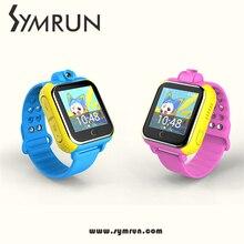 Symrun Kids Gps Tracking Uhr New Smartwatch Unterstützung Sim Elektronische Sos Smartphone Kinder Kid