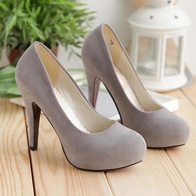 Small size 32 33 women's high heels plus size 40 41 42 43 office lady pumps