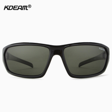 Shield Style Sport Sunglasses Polarized Sun Glasses Men Stre