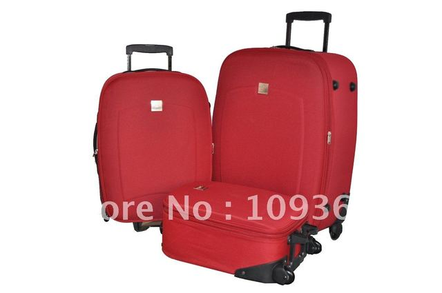 Aliexpress.com : Buy Carry On Lightweight soft Luggage set Wide ...