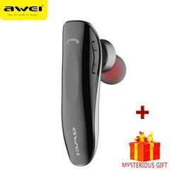 Awei Handsfree Wireless Headphone Mini Bluetooth Earphone Headset For In Ear Phone K In-Ear Hands Free Earbud Handfree Earpiece