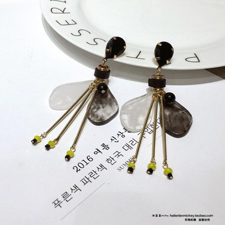 Висячие серьги из Китая