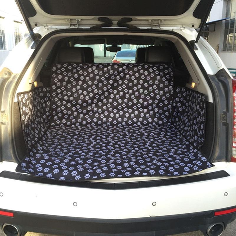 Nagy macska kutya üléshuzat autós puha SUV autós csomagtartó mat - Pet termékek