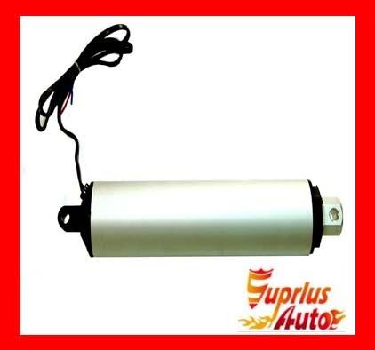 12 В 50 мм/2 дюймов ход 80 мм/сек. высокая скорость постоянного тока линейный привод линейный двигатель 1 шт.
