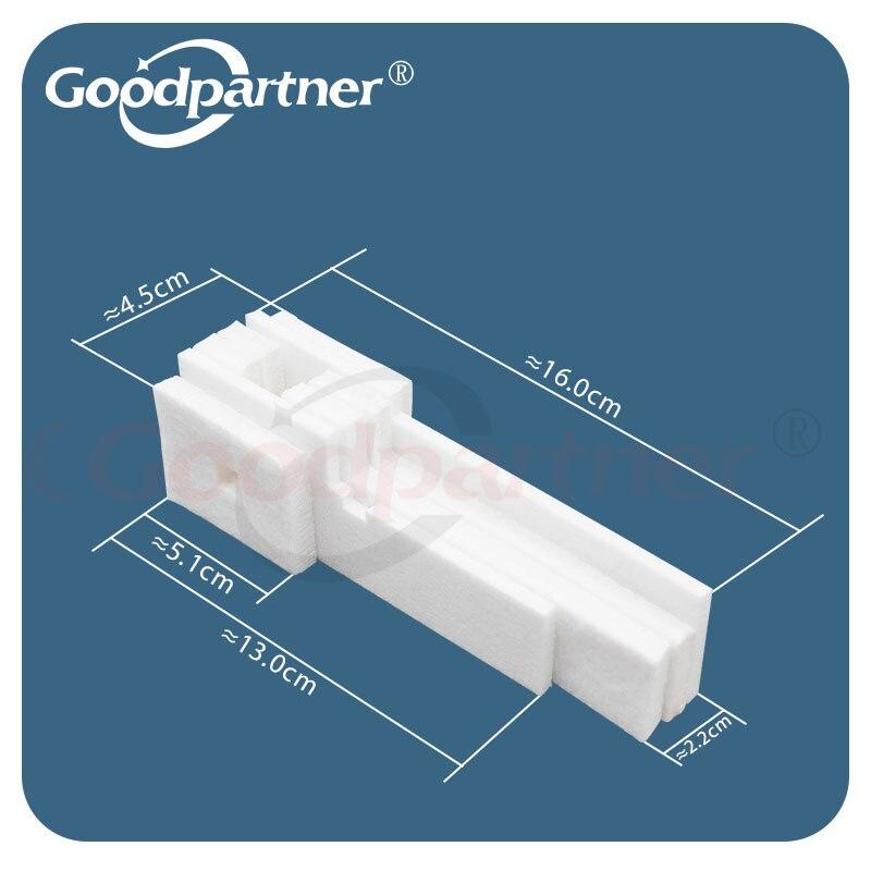 2X Sponge Waste Ink Pad WASTE INK TANK Collector For Epson L110 L210 L211 L220 L130 L301 L303 L310 L313 L350 L380 L383 L355 L456