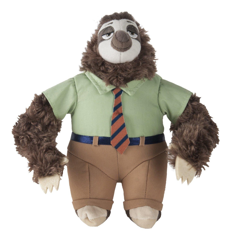 Zootopia Bradypod Flash Sloth Plush Toy Stuffed Doll 25cm 9 84 Kids