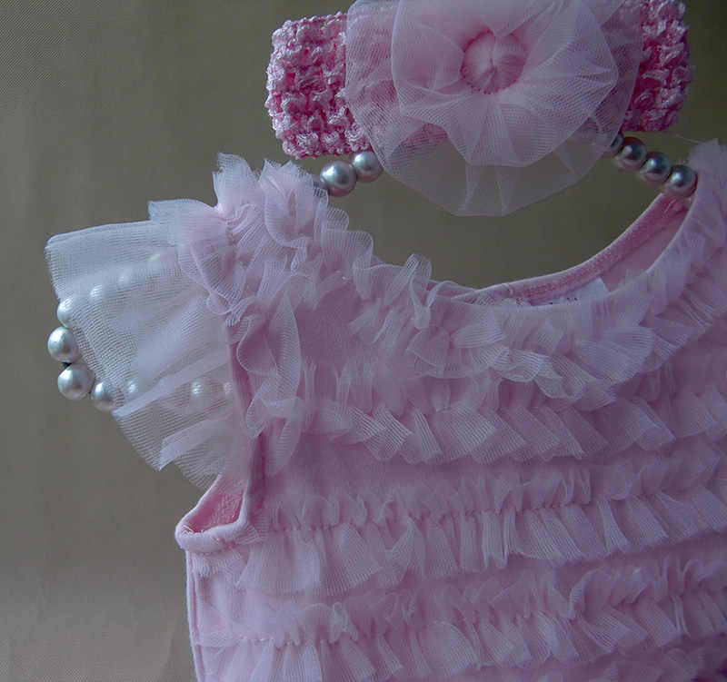 60a474d2e Detail Feedback Questions about Newborn Baby Girl Ruffle Dress ...