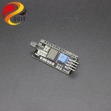 DOIT IIC/I2C / Interface LCD 1602 2004 LCD Adapter Plate for Arduino(China)