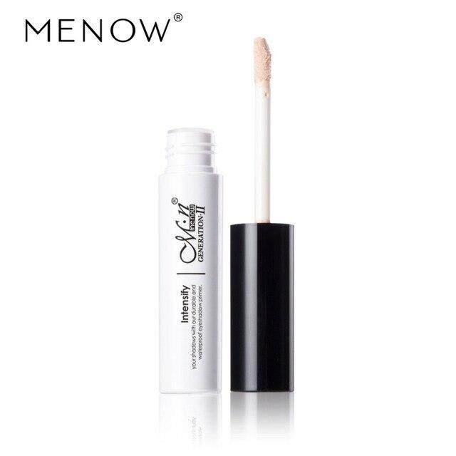 MENOW 1Pc Eyeshadow Primer Eyes Make up Base Waterproof Eye shadow Base Cream Cosmetics Primer maquiagem 2018 New Makeup Primer 4