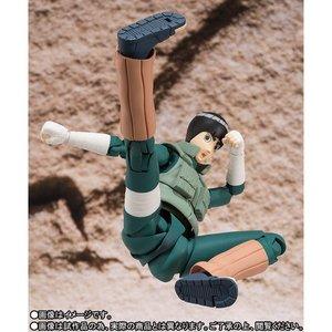 Image 5 - 100% Original BANDAI Tamashii Nations S.H.Figuarts (SHF) Exclusive Action Figure   Rock Lee