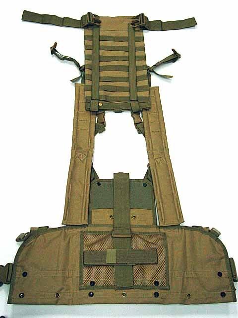 3 litres de sac à eau militaire USMC tactique Combat Molle RRV poitrine plate-forme Paintball harnais Airsoft gilet Multicam - 2