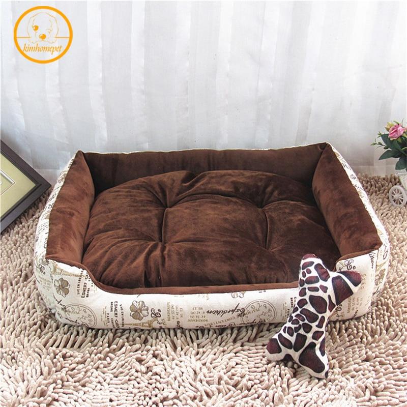Moda Productos Nuevos Gatos Mascotas Camas Casa Estera Cama Del Perro Suave cach