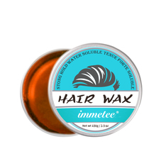 IMMETEE New Product Hair Color Wax For Men&Women Hair Styling Brown 120g immetee new product hair color wax for men