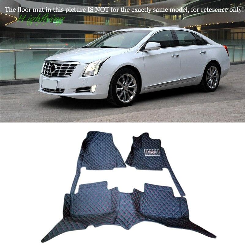 Tapis de sol & tapis coussinets décoration protecteur pour Cadillac XTS 2013 2014 2015 2016