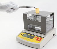 DH 600K DahoMeter 2 Years Warranty Electronic Digital Gold Tester , Gold Karat Tester , Gold Testing Equipment