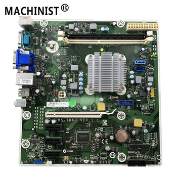 For HP Pro 405 G1 MT MS-7863 Desktop motherboard MB A4-5000 DDR3 729643-001 729726-001 729726-501 729726-601 100% fully Tested