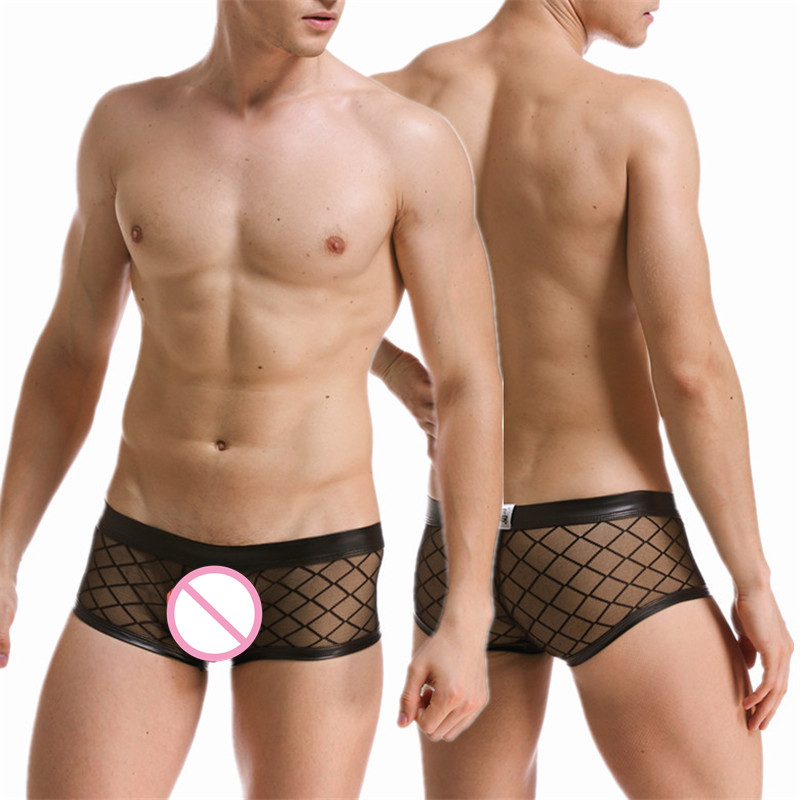 Erotic Sexy Underwear Crochet Sexy Men's G String Super
