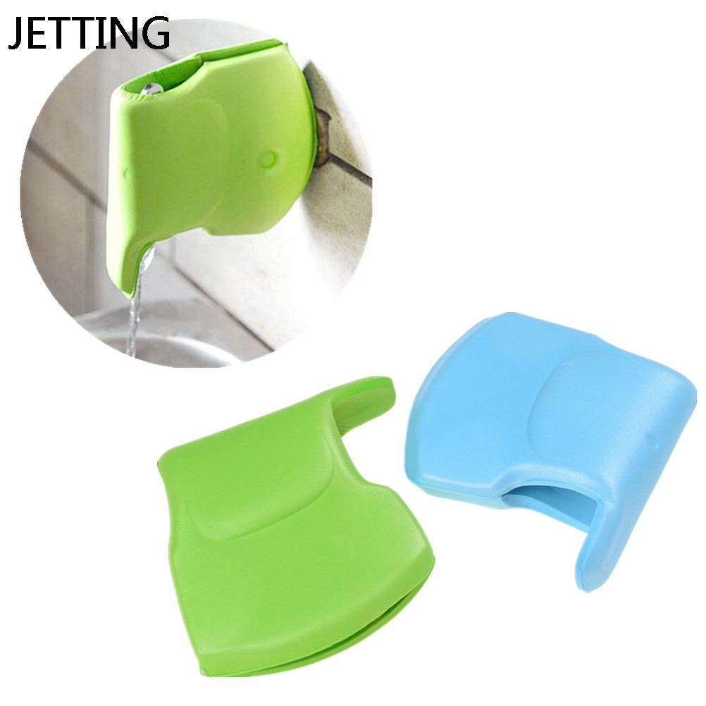 1PCS Safety Protector Guards For Bath Cartoon EVA Water Faucet Protection Cover Baby Tap Product Edge & Corner Guards