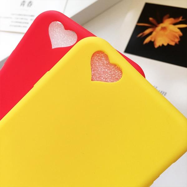 10pcs / Lot Loving Heart Θήκες τηλεφώνου για iPhone - Ανταλλακτικά και αξεσουάρ κινητών τηλεφώνων - Φωτογραφία 4