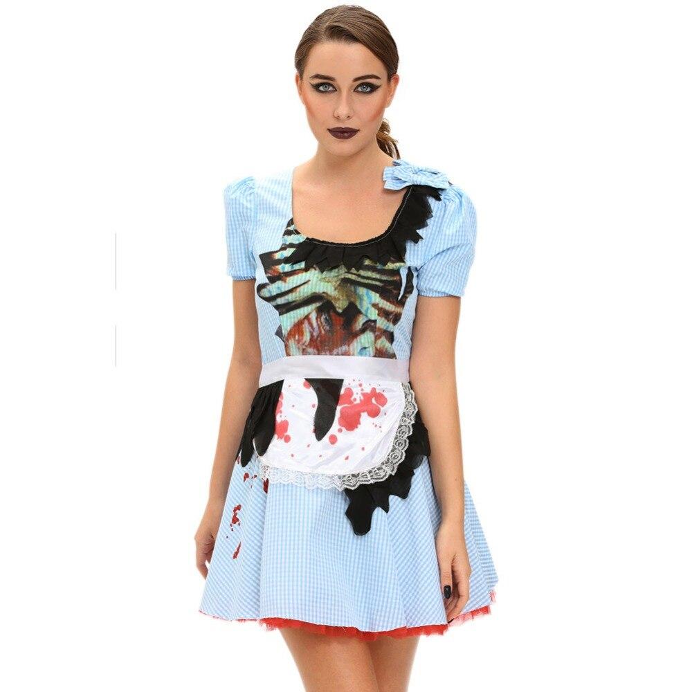 Sexy maid halloween costume