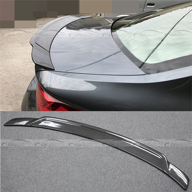 F22 F87 Wing For BMW F22 Spoiler MTC Style 2 Series M2 F87 Carbon Fiber Rear Coupe Convertible 218i 220i 228i M235i 2014-2017 2 series carbon fiber car front bumper lip spoiler for bmw f22 m sport coupe only 14 17 convertible 220i 230i 235i 228i p style