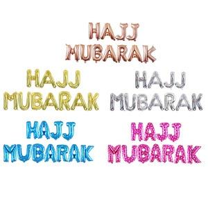 Image 4 - EID Mubarak Letter Balloons for Muslim Islamic Party Decorations Eid al firt Ramadan Decorations Ramadan Mubarak Party Supplies