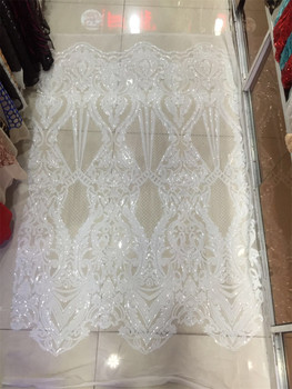 5 kolory czysta białe cekiny tkaniny 2017 moda afryki tiul koronka tkaniny z pełna cekiny 5 stoczni koronka wysokiej jakości tkaniny już dziś tanie i dobre opinie Koronki Z dzianiny Poliester Bawełna Elastyczna Rozpuszczalna w wodzie Przyjazne dla środowiska Mesh 130cm keke China (Mainland)