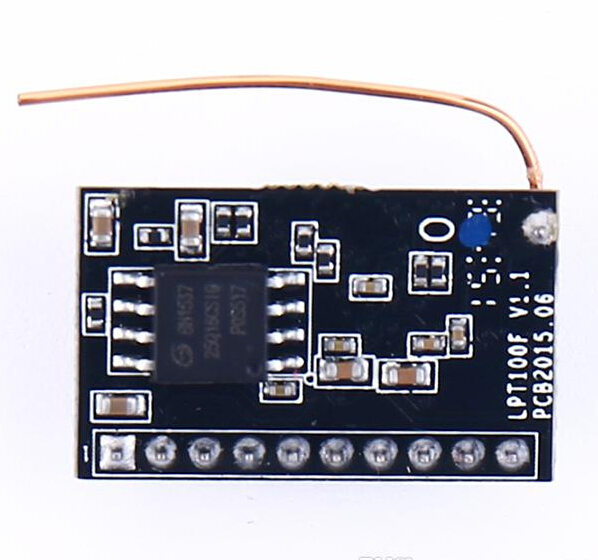 F18913 WIFI Module Wireless Module Inlay Version Low power consumption Copper Line Antenna 180 Straight Connector LPT100F-10
