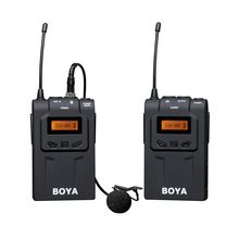 5PCS BOYA BY-WM6 Lavalier Wireless Microphone System for ENG EFP DSLR Cameras & Camcorders(China)