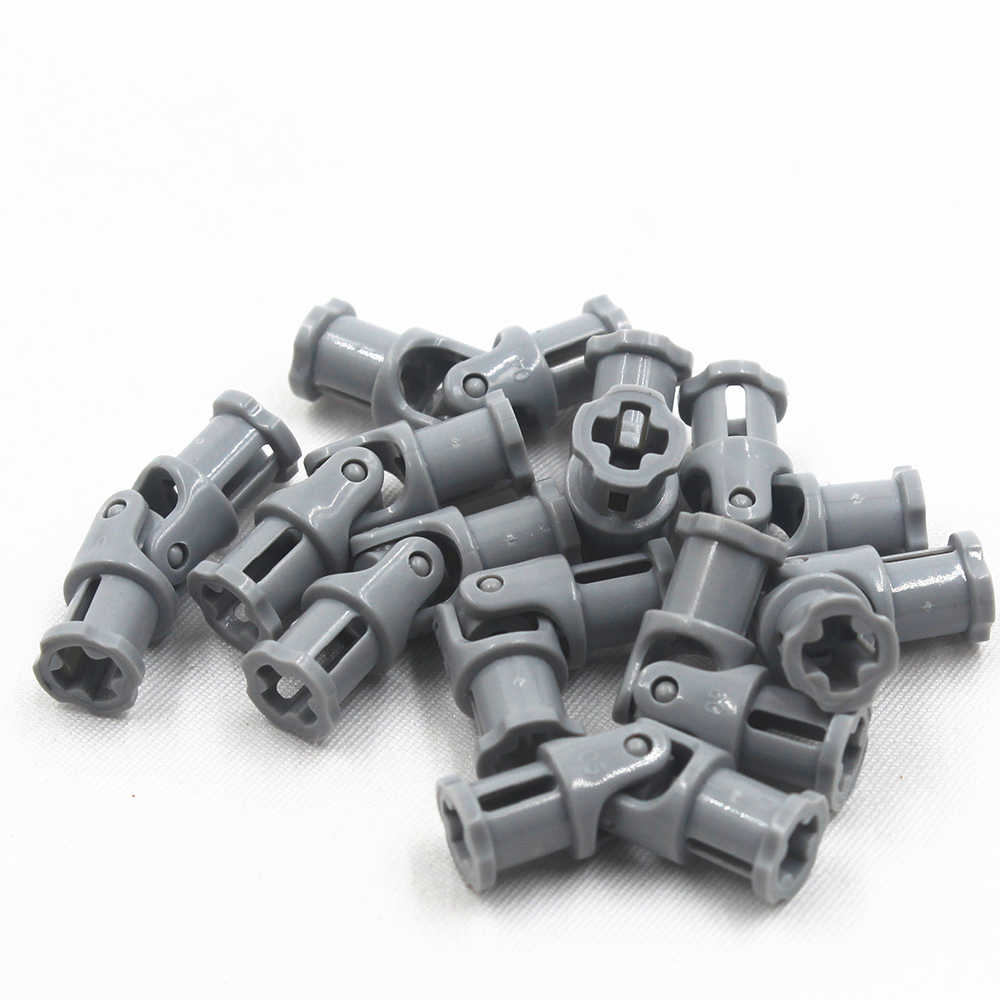 Building Blocks BulkTechnic Parts 10pcs UNIVERSAL JOINT compatible with lego for kids boys toy NOC4525904-10