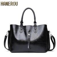 Large Handbags 2018 Women Bag New Fashion PU Leather Woman Shoulder Bag Autumn Tote Bags Sac A Main Femme Bolsa Feminina Couro