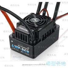 Hobbywing EZRUN WP SC8 120A 120A-RTR водонепроницаемый бесщеточный контроллер скорости ESC 2-4S Lipo Fit 3660 3674 мотор для 1/10 1/8 RC автомобиля