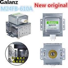 Nouveau M24FB 610A Original pour les pièces de four à micro ondes magnétron Galanz, pièces de rechange de four à micro ondes magnétron four à micro ondes