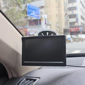 """Image 4 - DIYKIT 800x480 5 """"TFT LCD 디스플레이 HD 자동차 모니터 MPV SUV 말 트럭에 대 한 흡입 컵 및 무료 브래킷과 후면보기 모니터"""