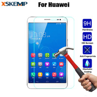 XSKEMP 9H Anti-Shatter Shockproof Tempered Glass Film For Huawei MateBook HZ-W09 M3 8.4 Tablet Clear Hardness Screen Protector