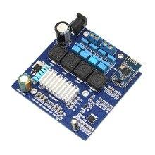 2x50 W TPA3116 CSR8645 bezstratnej Bluetooth 4.0 klasy D wzmacniacz cyfrowy pokładzie