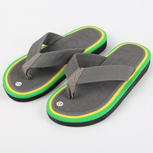 Summer air slip flip flops men's fashion slippers pinch sandals