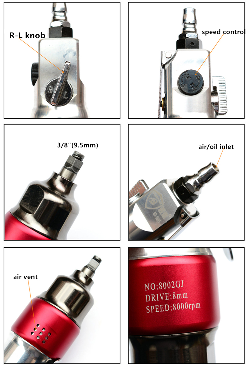 pneumatic air wrench2