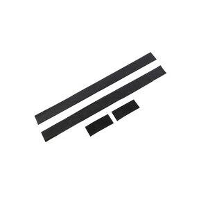 Image 5 - Zlord רכב פנים 4 יח\סט רכב trunk אש לכיבוי מחזיק ניילון בר רצועת בטיחות הגנת ערכת עבור C HR 2016 2017 2018