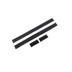 Image 5 - Zlord Car Interior 4Pcs/set car trunk Fire Extinguisher holder nylon bar Strap Safety Protection Kit for C HR 2016 2017 2018