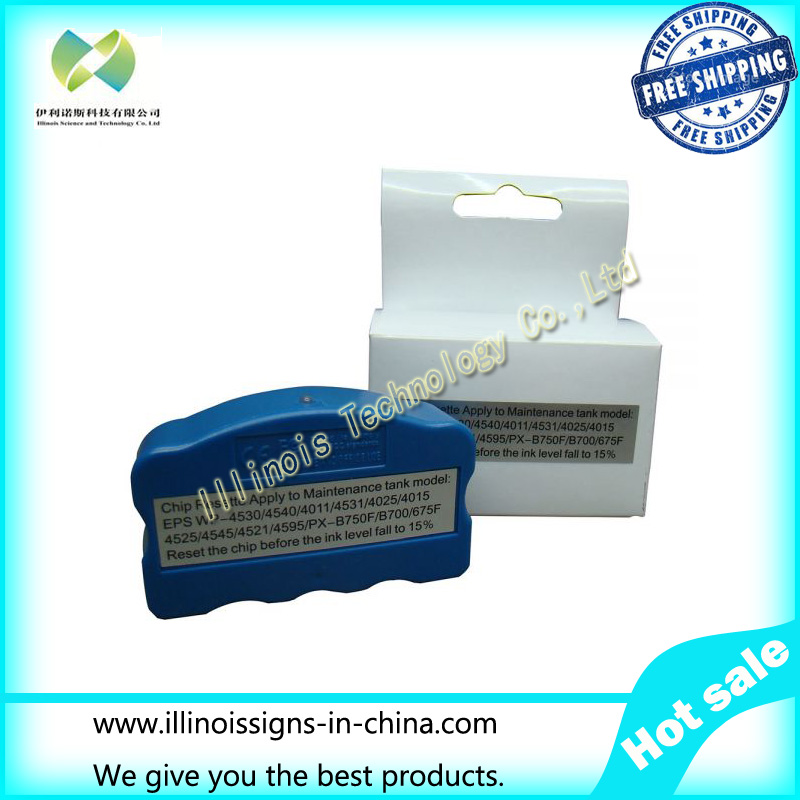 OEM Chip Resetter for T6710 / T6711 Maintenance Tank F186000/DX4/DX5/DX7