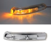 цена на Car Rear View Turn Signal Light Left Side Is Cab Mirror LED Lamp For Chevrolet Captiva 2007-2014