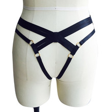 Polyester Bondage Costumes Bodysuit For Pole Dance
