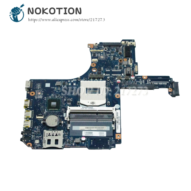 NOKOTION H000067070 MAIN BOARD For Toshiba Satellite S50 S50-A S55 S50T-A Laptop Motherboard HM86 UMA DDR3L h000053270 vgsg for toshiba satellite s50 s50 a s55 s55 a l50 l50 a laptop motherboard