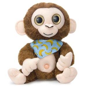 Stuffed Plush Toy Electric Mon