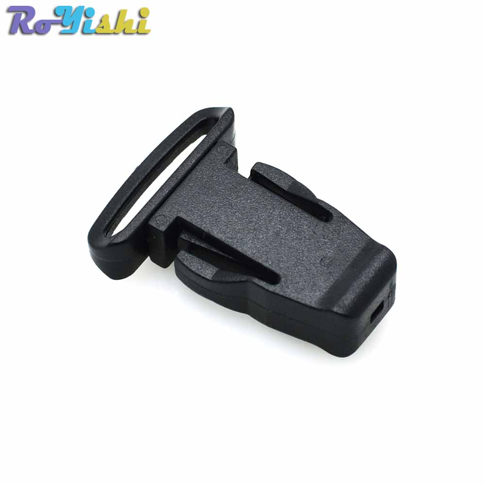 1000 pcs/paquet 5/8 ''(15mm) boucle longe Lariat pour téléphone portable carte ID Badge titulaire cou caméra sangle