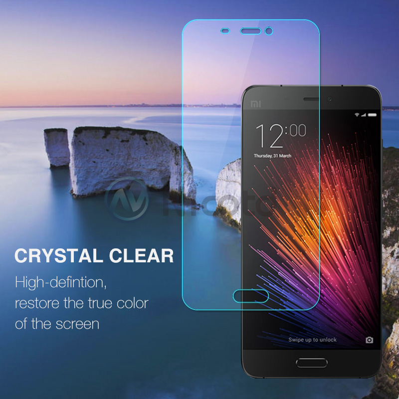Image 2 - For Xiaomi MI5 5 Tempered Glass Screen Protector 9H 2.5 Safety Protective Film On Xiaomi5 Libra M5 Mi 5 M Five pelicula de vidro-in Phone Screen Protectors from Cellphones & Telecommunications