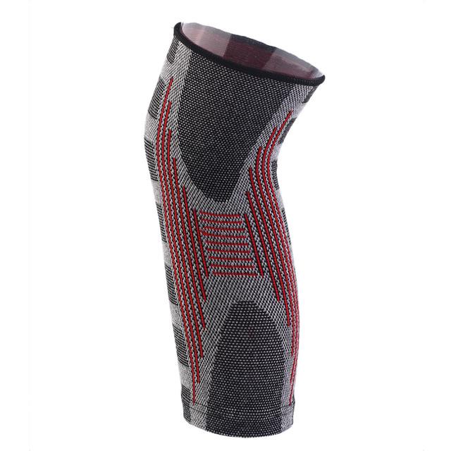 NatureHike Outdoor Sport Gear Seamless Strengthen Protect Knee Pad Women/Men Basketball Knee Support Sleeve Tennis Cycling